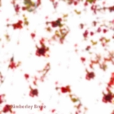 Phosphene Flowers, Cherry, Kimberley Bruce Contemporary Abstract Art