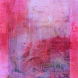 Rose, Kimberley Bruce Contemporary Modern Abstract Art